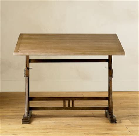 Restoration Hardware Drafting Table Copy Cat Chic Drafting Tables