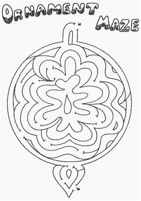 Free Ornaments Coloring Pages Printables Printable Christmas Ornament Coloring Home by Free Ornaments Coloring Pages Printables