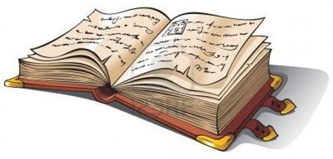 4524121 antiguo libro abierto con letra cursiva o folio manuscrito antiguo ilustracion vectorial