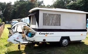 Coleman Popup Camper Awning Pop Up Trailer Tent Camper Camp Let Safir