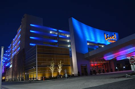 maryland live shows off poker room set to debut aug 28 free trips to space courtesy of maryland live casino