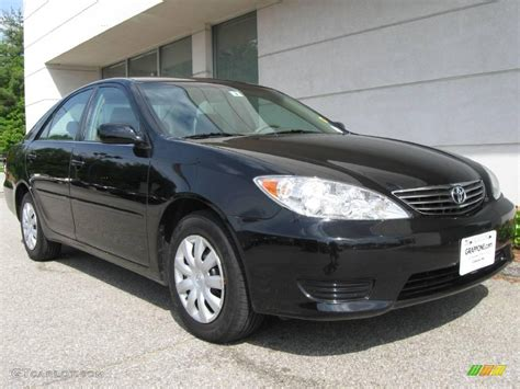 le black 2005 black toyota camry le 10683488 gtcarlot car color galleries
