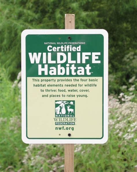national wildlife federation backyard habitat your yard can be a certified national wildlife habitat