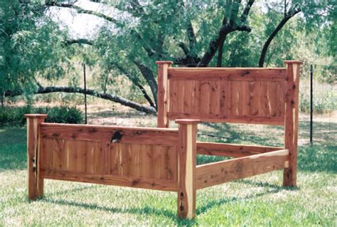 cedar bed cedar bed frames size aromatic cedar bed frame with solid square post and flat