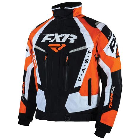 fxr team fx jacket 627782 snowmobile clothing at
