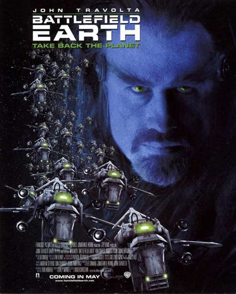 battlefield earth 2000 battlefield earth a saga of the year 3000 posters