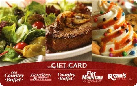 gift cards china wholesale gift cards page 64 - Old Country Buffet Gift Card