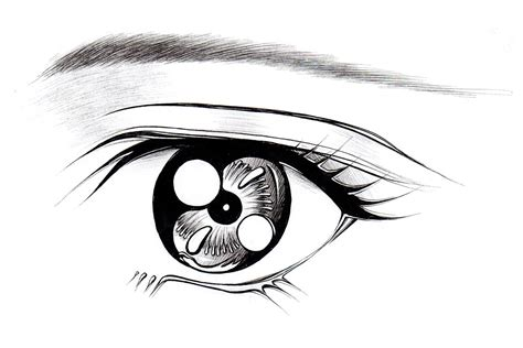Cool Anime Eye Drawings Learn The Intricacies Of How To Draw Anime Bored