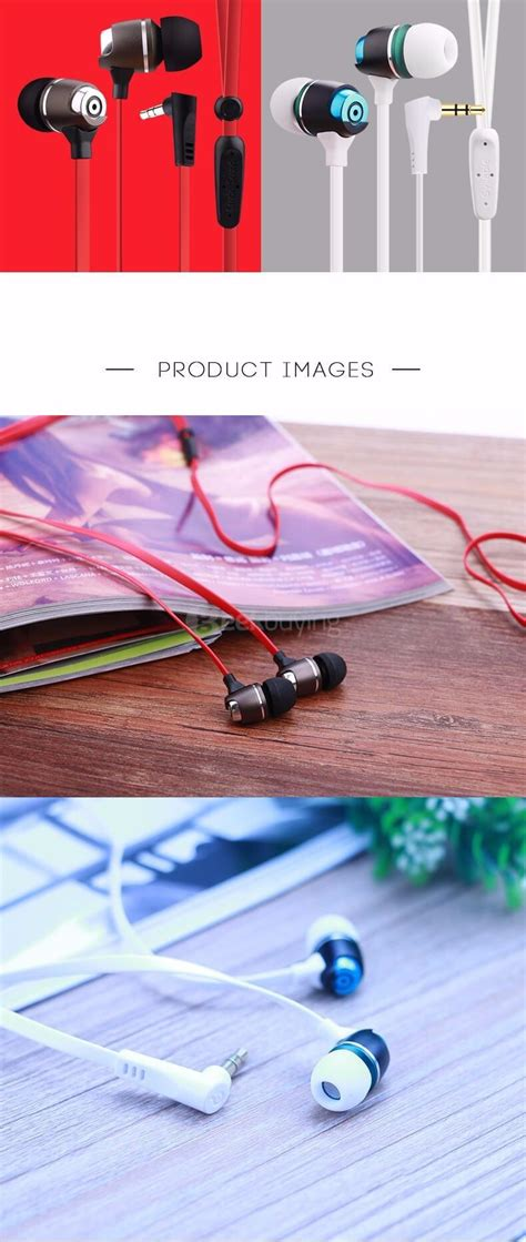 Syllable G02s Earphones Bass Sports syllable g02s in ear stereo earphones