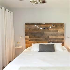 wooden headboard designs 12 diy pallet headboard ideas diy craft projects