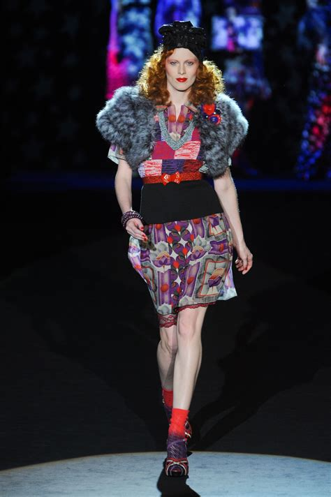 New Week A New Sui Dresss by Sui At New York Fashion Week 2012 Livingly