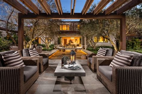 bespoke mediterranean patio designs   backyard
