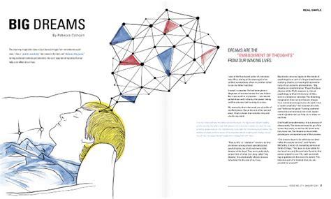 magazine layout design in illustrator the dreamer tierra connor