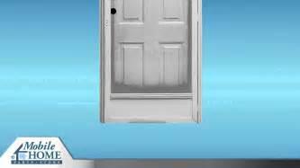 exterior mobile home doors kinro steel combination exterior door features mobile