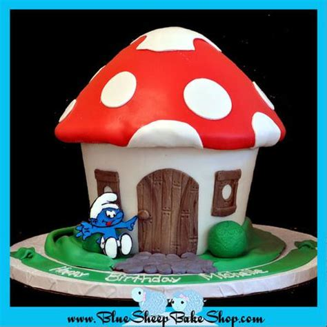 smurf house products page 24 blue sheep bake shop