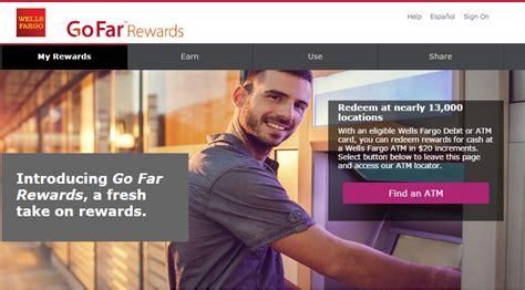 Wells Fargo Rewards Gift Cards - wells fargo aims to boost cardholder loyalty with updated rewards program