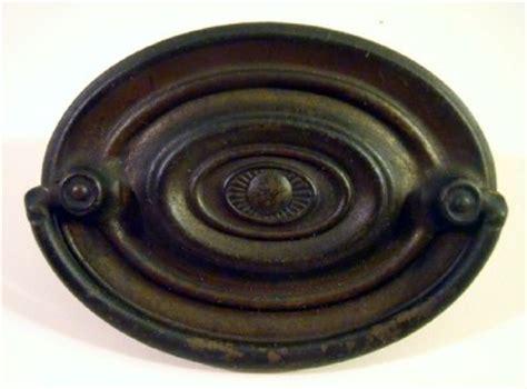 Antique Oval Drawer Pulls by Vintage Antique Drawer Pulls St 7 Hepplewhite Oval Ebay