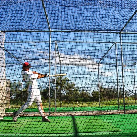 how to build a batting cage in your backyard building a home batting cage