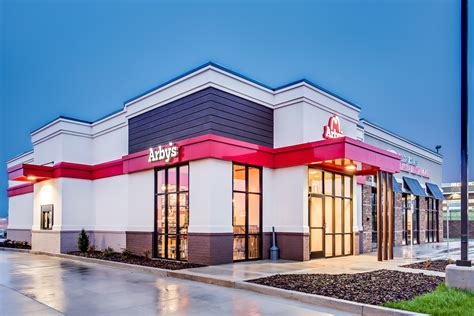 Arby's new restaurants are completely unrecognizable ... Arby S Deutschland