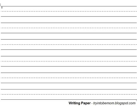 learning to write paper template 24 images of learning to write paper template leseriail