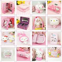 home decoration products china hello kitty cartoon home decoration products china