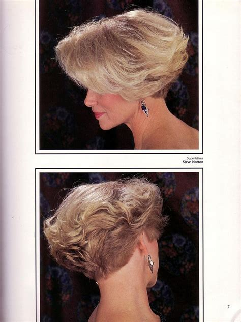 short gray hairstyles with wedge in back 314 best 17605 wedge hairstyles images on pinterest