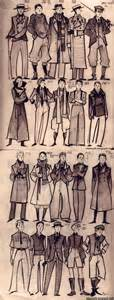 1920s s suits fashion mens suits