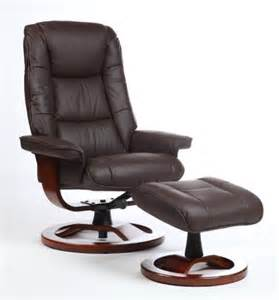 fauteuil relax cuir conforama et repose pied en