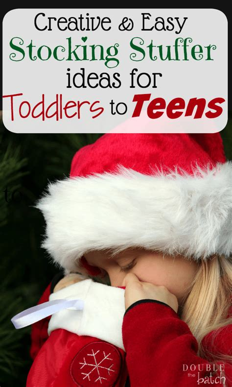 great stocking stuffer ideas kid s stocking stuffer ideas