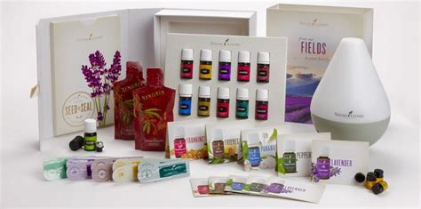 Starterkit Living Indonesia aromatherapy benefits