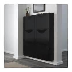 Ikea Storage Cabinet Trones Shoe Cabinet Storage Black 51x39 Cm Ikea