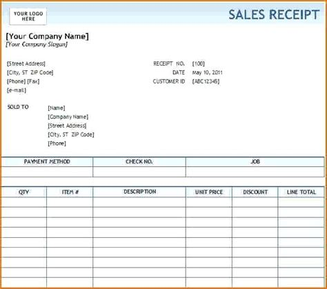 Vehicle Sale Receipt Template Australia by Sale Receipt For Car Used Car Sale Receipt Template