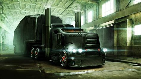 concept scania tractor wallpapers and images wallpapers