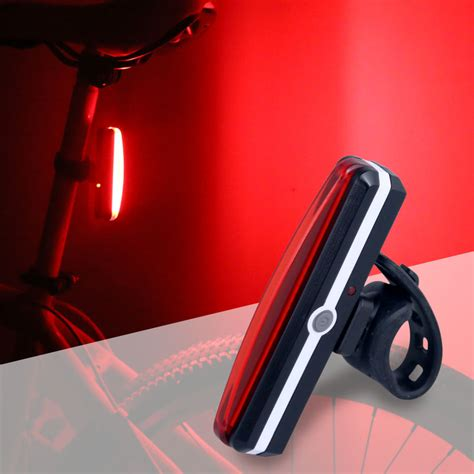 best usb rechargeable rear bike light aliexpress com buy raypal 2266 bicycle usb rechargeable