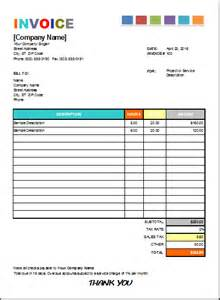 Wall Templates For Painting by House Painting Invoice For Excel Excel Invoice Templates