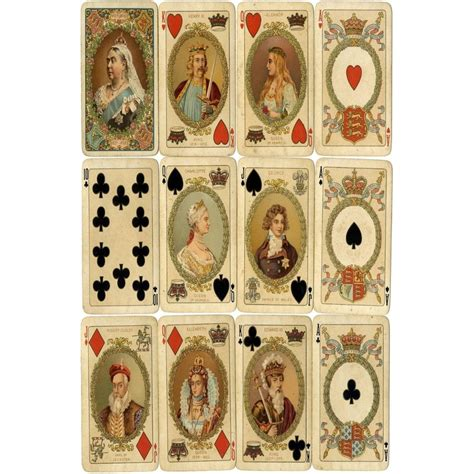 house of cards british vintage british royal family queen victoria victorian