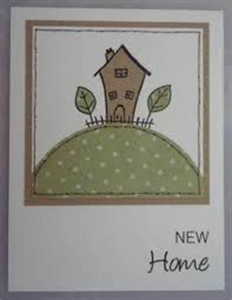 Handmade Cards For New Home - 17 best images about new home cards on simple