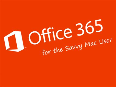 Office 365 For Mac Macbites Learning Learn The Macbites Way