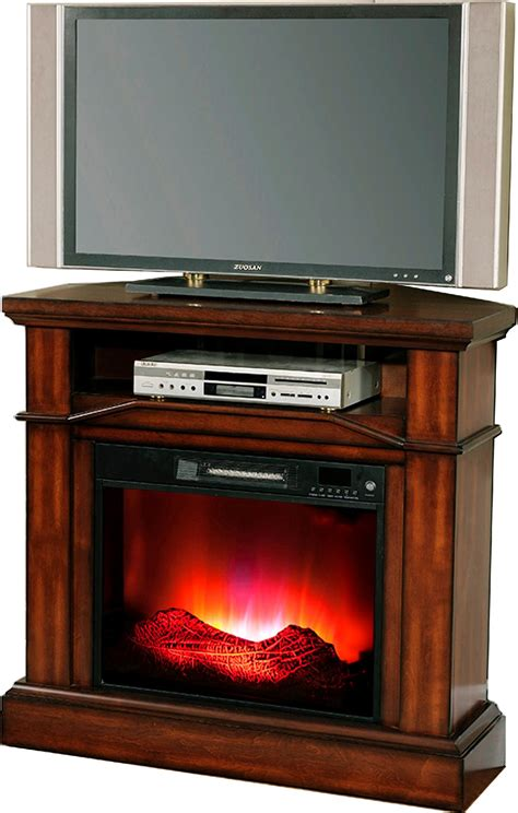 corner fireplace entertainment center entertain in style