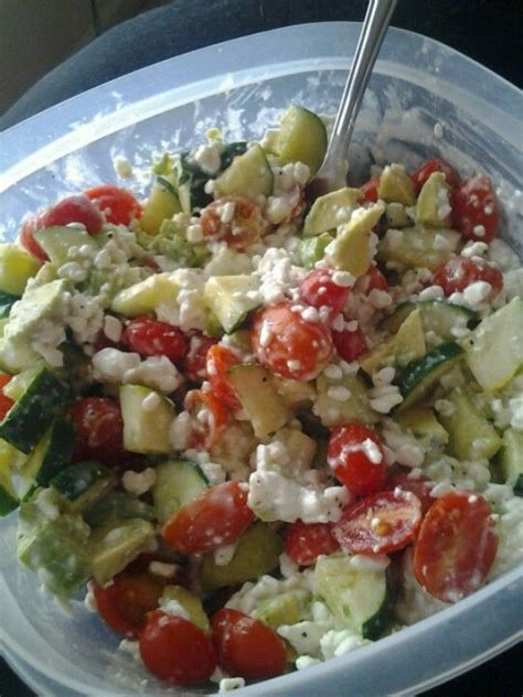 Salad Cottage Cheese by 25 Best Ideas About Cottage Cheese Salad On