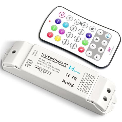 rgbw led lights and controllers