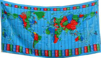 Timings Of World World Time Zones Store Shop For