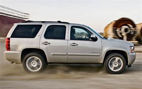 how do cars engines work 2006 chevrolet tahoe security system 2007 chevrolet tahoe ltz vs 2006 ford expedition king ranch full size suv comparison motor