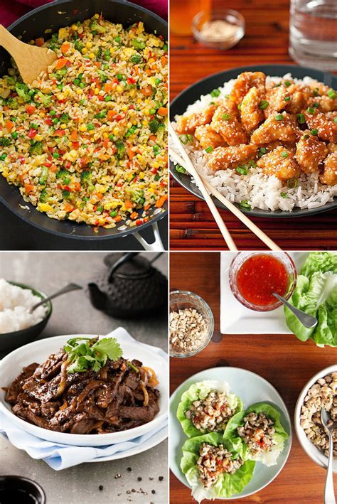 asian dinner recipes fast and easy dinner recipes popsugar food