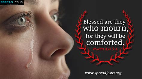 matthew 5 4 bible quotes hd wallpapers