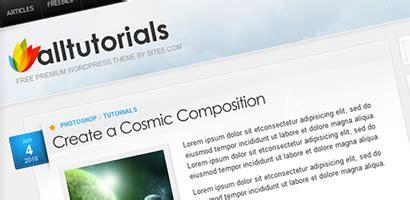tutorial bobol website otodidak tutorial web design wordpress theme debrian