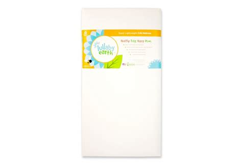 Lullaby Earth Crib Mattress Inhabitots Affordable Organic Crib Mattress