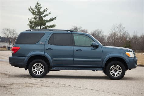 2006 used toyota sequoia for sale
