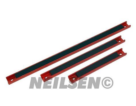 magnetic socket rail holder 3pc magnetic bar tools socket rail rack tool holder