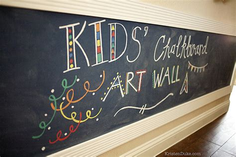 chalkboard paint textured wall chalkboard wall how to turn a textured wall into